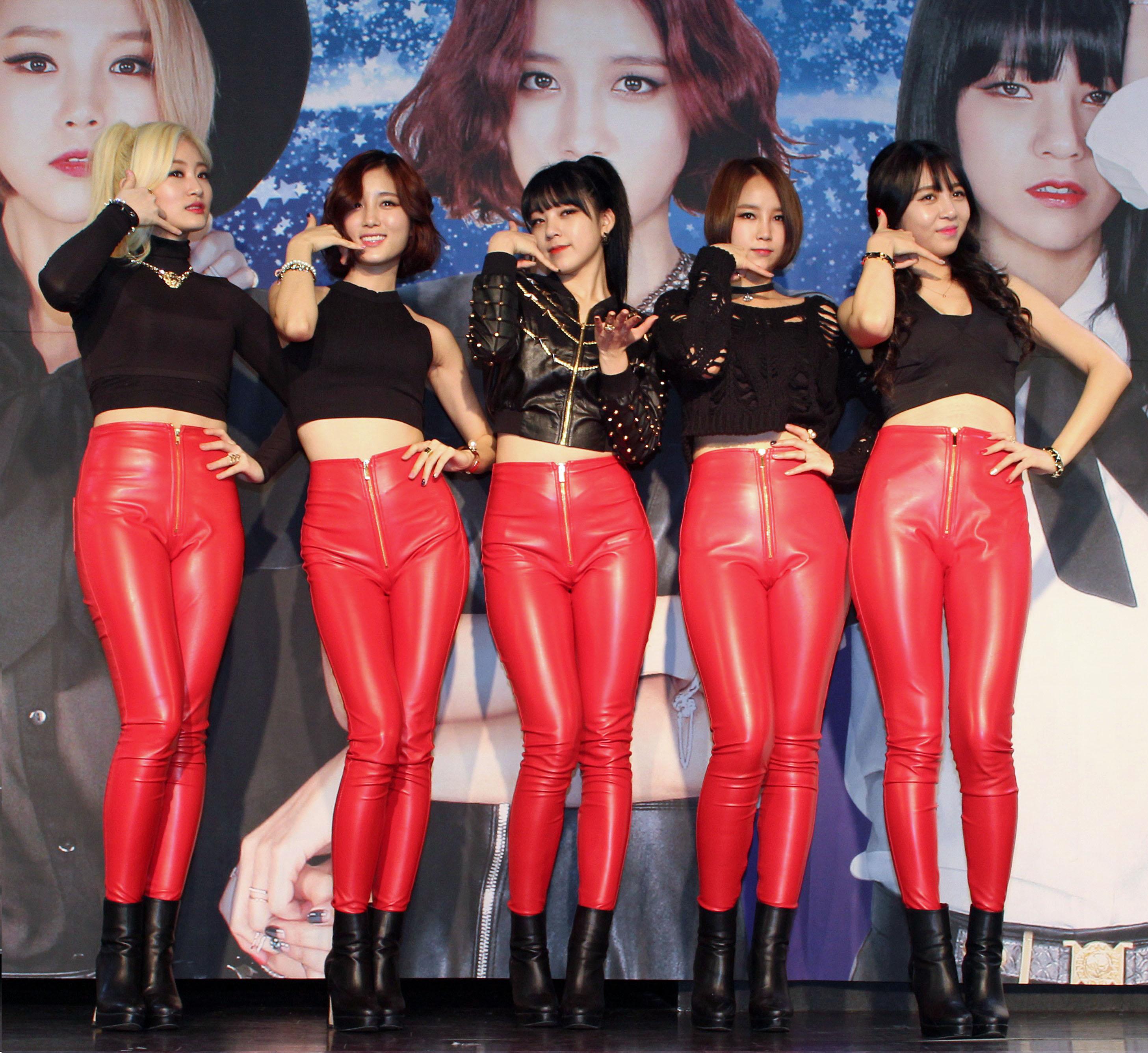 韓国セクシーアイドルグループ ...